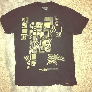 ☠️men's Volcom T-shirt size xl